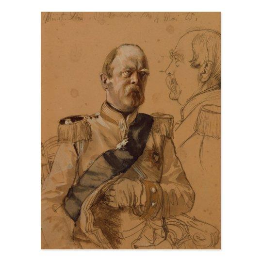 Postal Prince Otto Von Bismarck