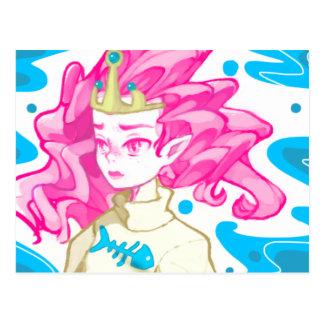 Postal Princesa del mar