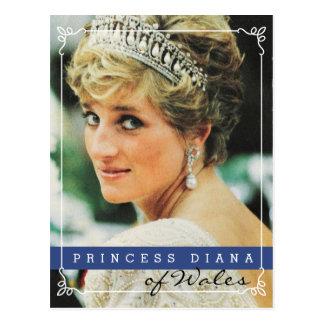 Postal Princesa Diana de País de Gales