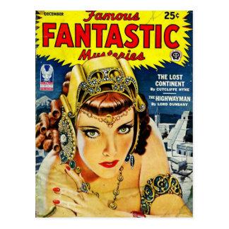 Postal Princesa Incan futura