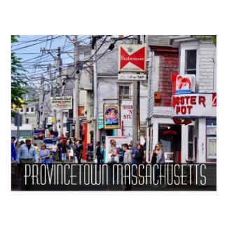 Postal Provincetown Massachusetts