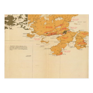 Postal Provincia de la isla de Nueva Escocia del bretón 6