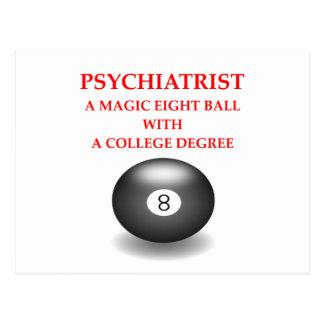Postal psiquiatra