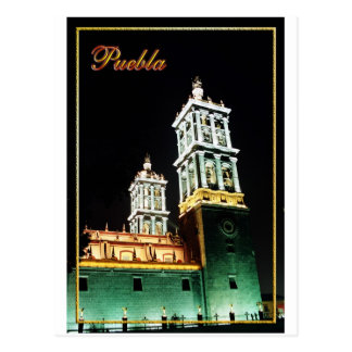 POSTAL PUEBLA