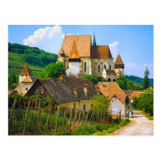 Postal Pueblo de Transylvannian