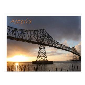 Postal Puente de Astoria-Megler
