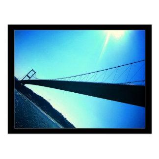 Postal Puente de Bosphorus