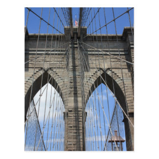 Postal Puente de Brooklyn