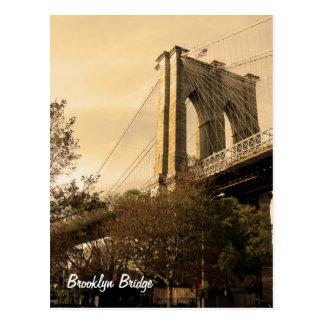 Postal Puente de Brooklyn de Brooklyn