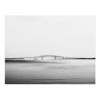 Postal Puente de Francis Scott Key