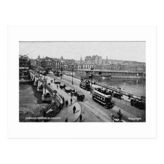 Postal, puente de Glasgow, Jamaica Postal