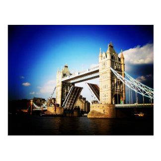 Postal Puente de la torre