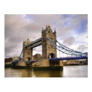 Postal Puente de la torre de Londres