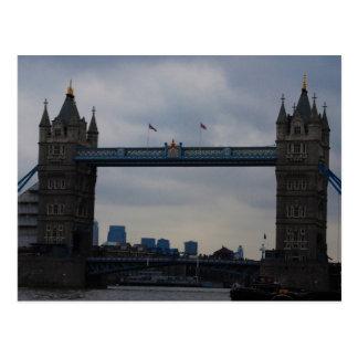 Postal Puente de Londres