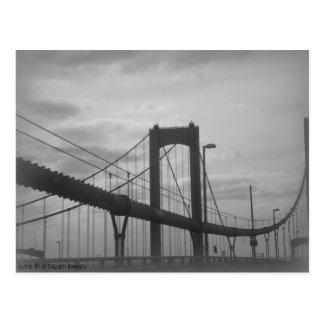 Postal Puente de monumento de Delaware