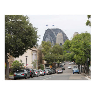 Postal Puente de puerto de Sydney, Nuevo Gales del Sur,