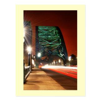 Postal Puente de Tyne