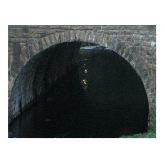 Postal Puente del duende