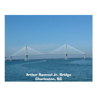 Postal Puente del Jr. de Arturo Ravenel