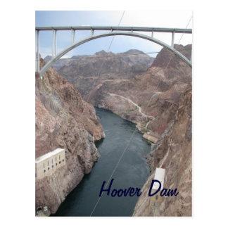 Postal Puente del Preso Hoover