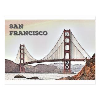 Postal Puente Golden Gate - San Francisco, CA