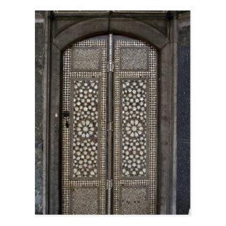 Postal Puertas islámicas