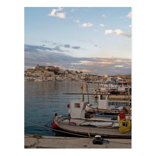 Postal Puerto de Ibiza