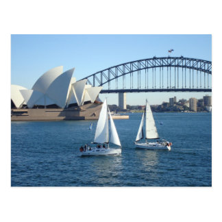 Postal Puerto de Sydney