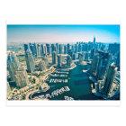 Postal Puerto deportivo de Dubai