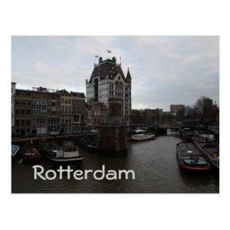 Postal Puerto viejo, Rotterdam