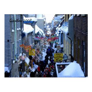 Postal Quebec 2008