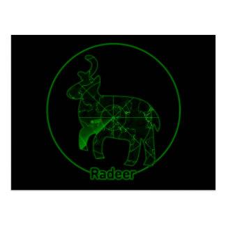 Postal Radeer -
