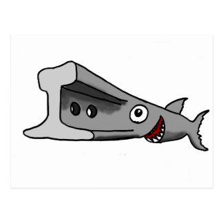 Postal Railfish