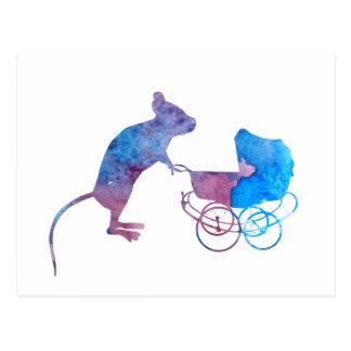 Postal Ratón