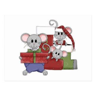 Postal Ratones de Gifting