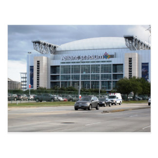 Postal: Recordar Reliant Stadium Postal