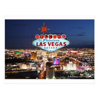 Postal Regalos de Las Vegas