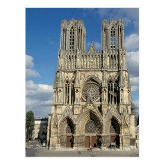 Postal Reims -