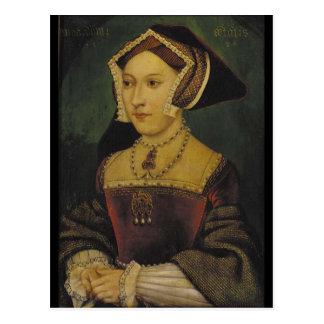 Postal Reina Jane Seymour