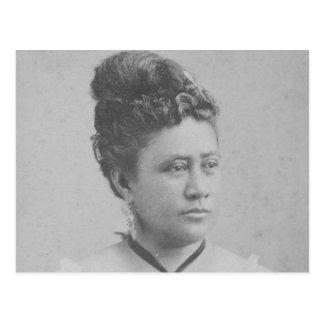 Postal Reina Lili'uokalani