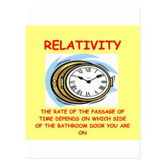 Postal relatividad