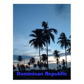 Postal República Dominicana