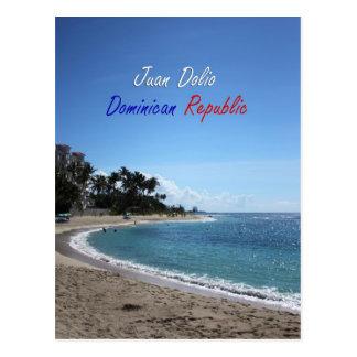 Postal República Dominicana de Juan Dolio