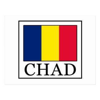 Postal República eo Tchad