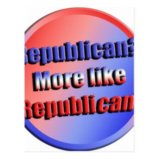 Postal Republicant