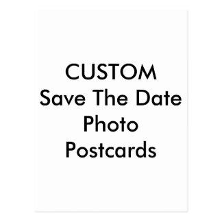 Postal Reserva de encargo de la imagen del texto de la