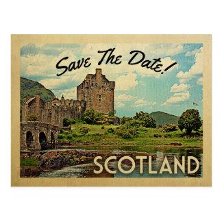 Postal Reserva de Escocia el castillo de Eilean Donan de