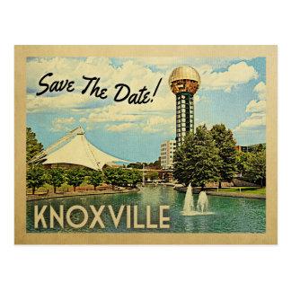 Postal Reserva de Knoxville la fecha Tennessee