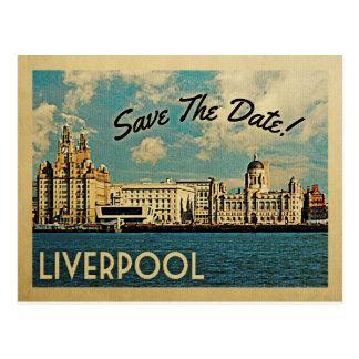 Postal Reserva de Liverpool la fecha Reino Unido