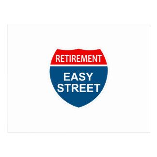 Postal Retiro Easy Street